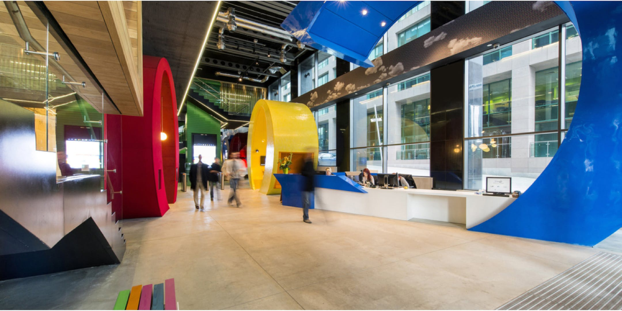 The Elliot Foundation Google Community @ Google HQ