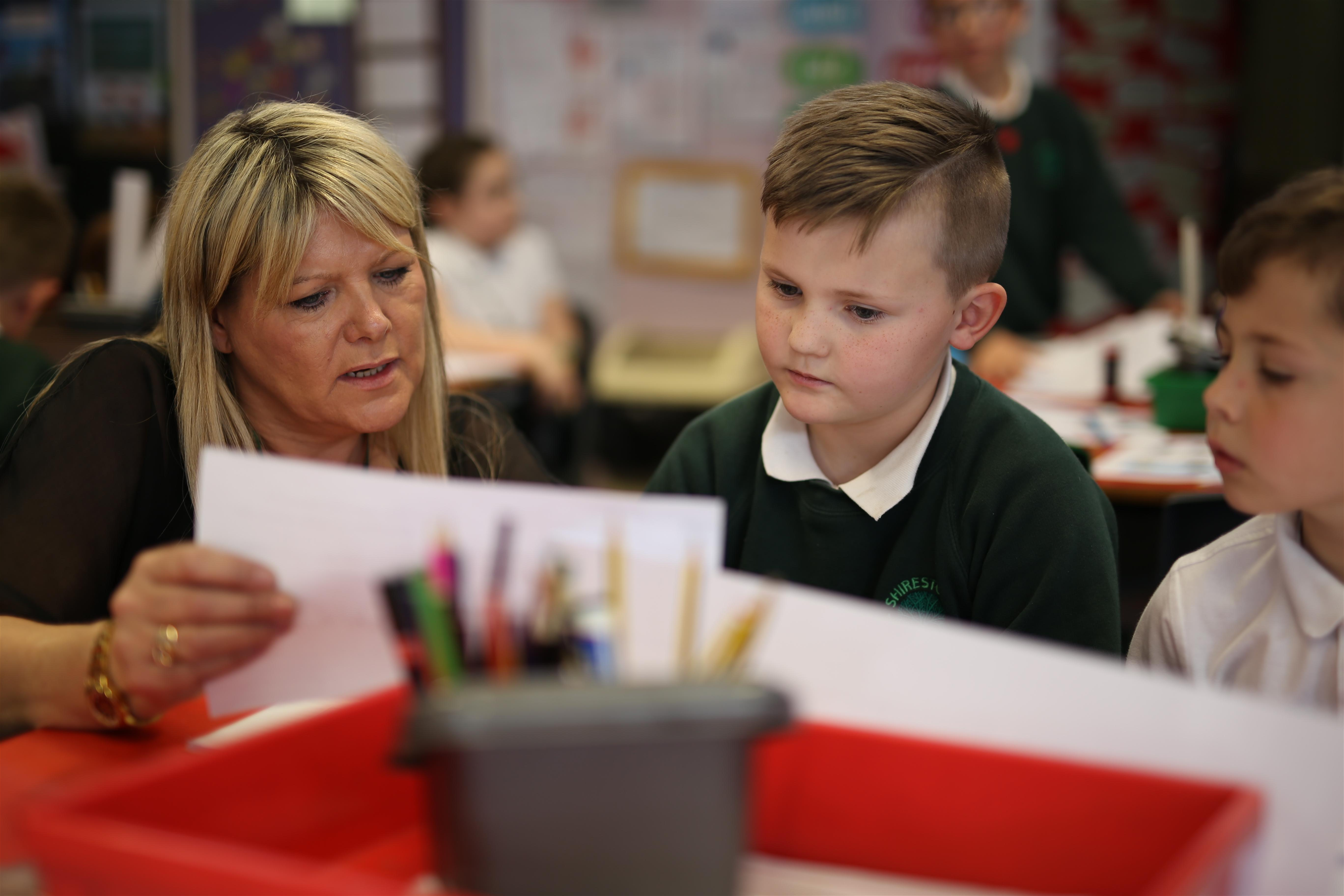 Maximising Impact of Teaching Assistants