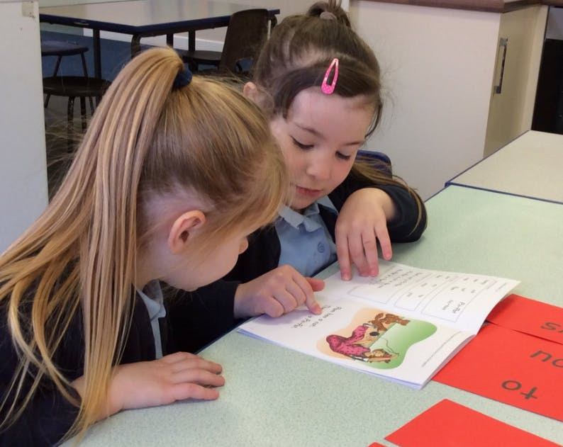 Raising Standards in Reading: Reading for Pleasure and Understanding