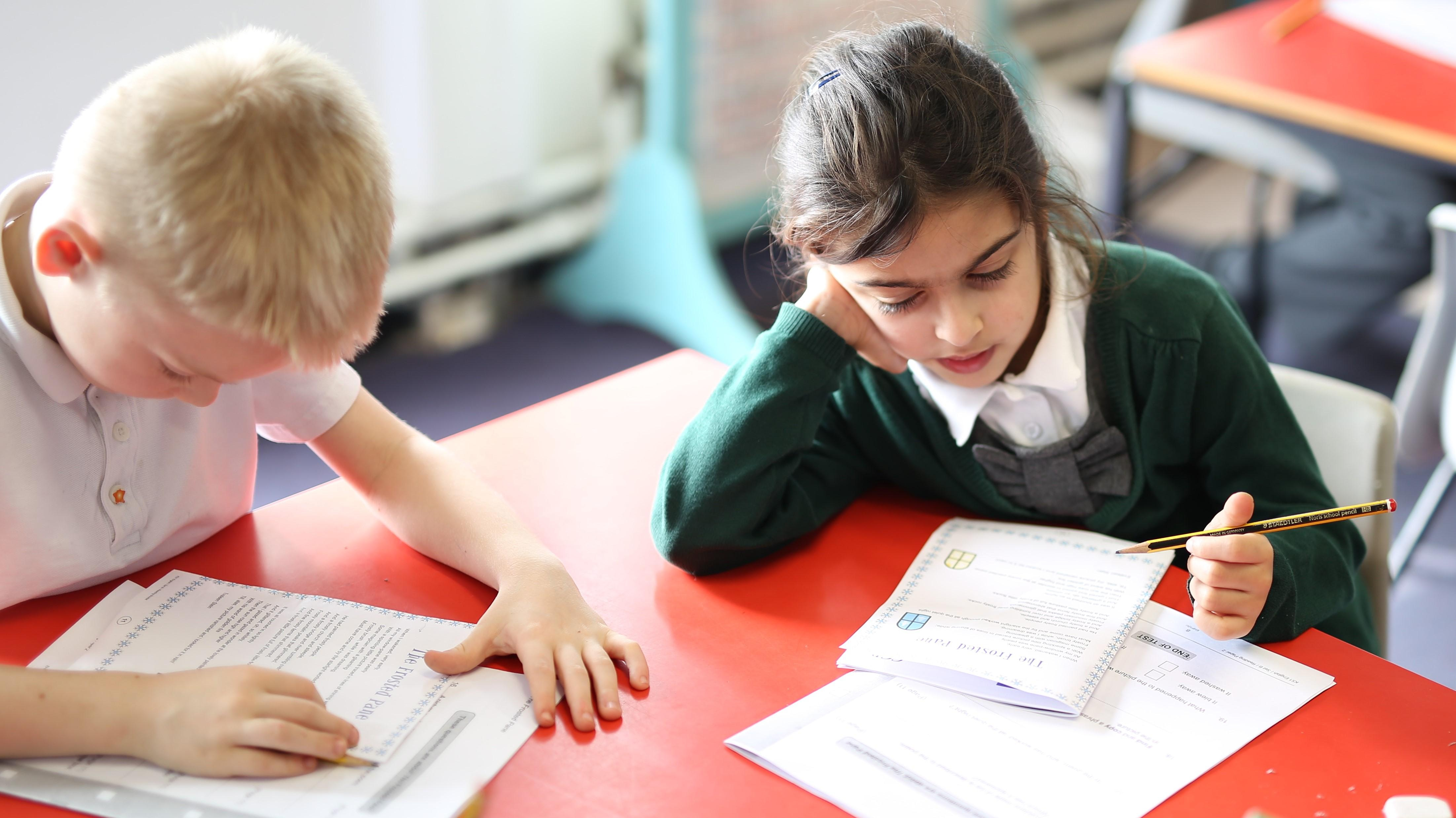 Writing moderation in KS1 - a new Trust-wide approach