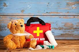 Paediatric First Aid Certificate (blended) - East Anglia